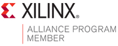Xilinx Alliance Program Logo